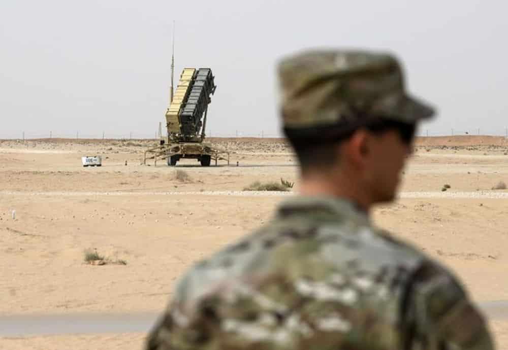 Irán podría atacar a EE.UU. en Irak, asegura Trump