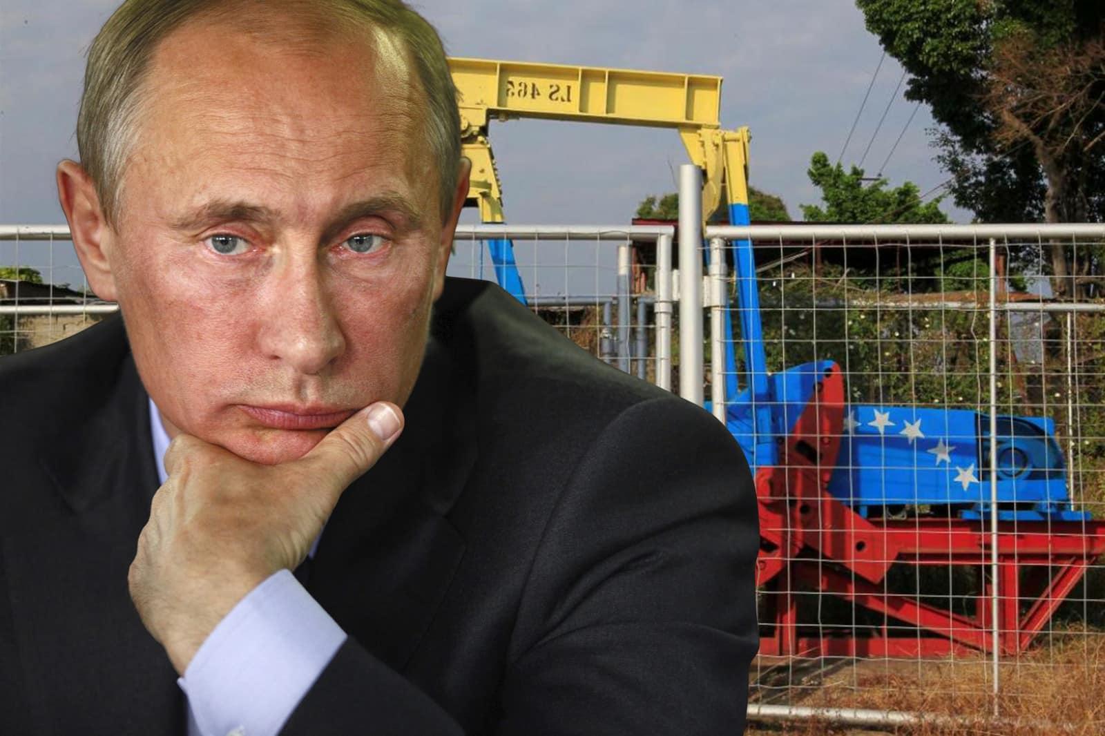 Cómo Rusia está mudando sus activos de Venezuela