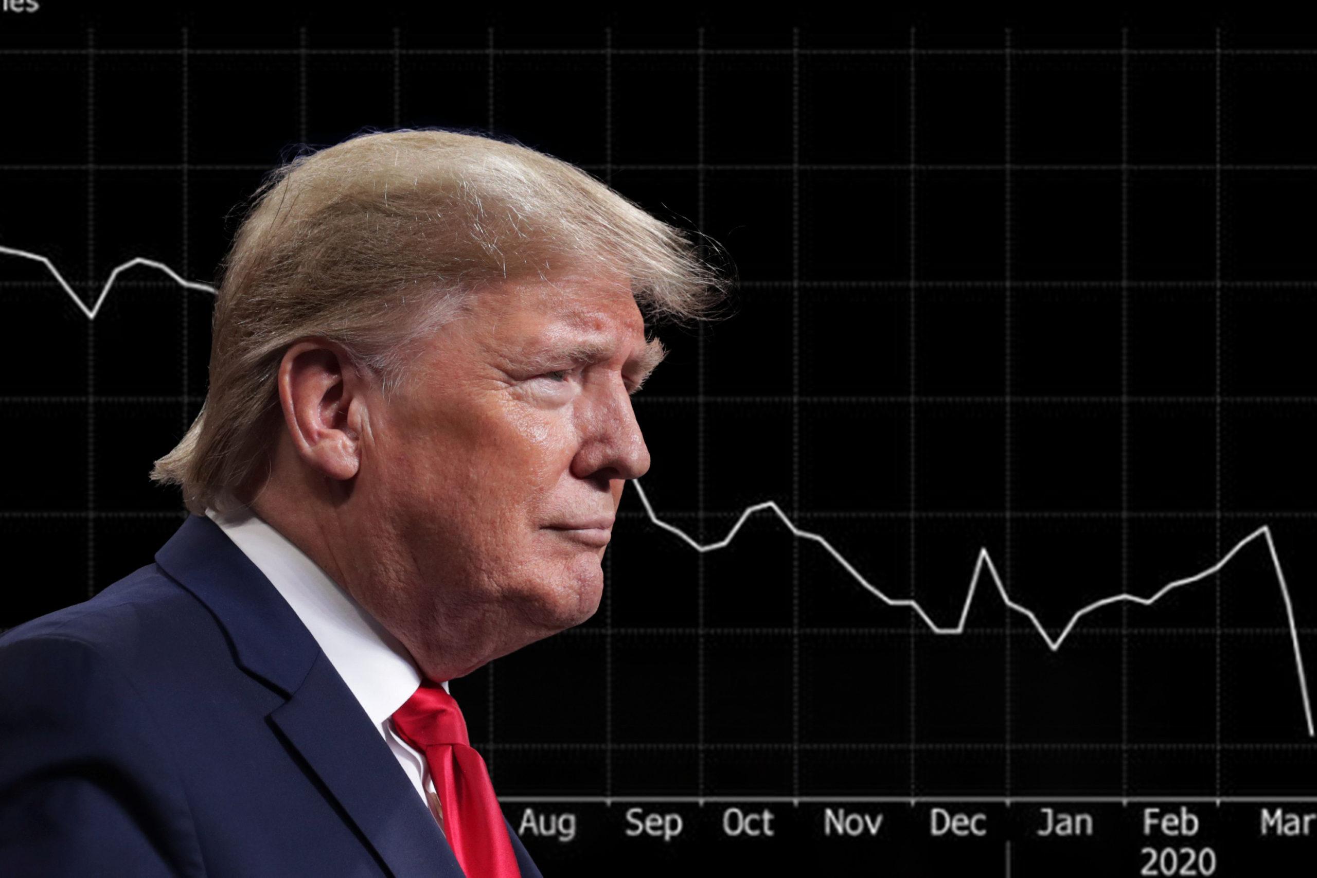 Precios del petróleo caen un 4% debido a las tensiones entre China y Estados Unidos