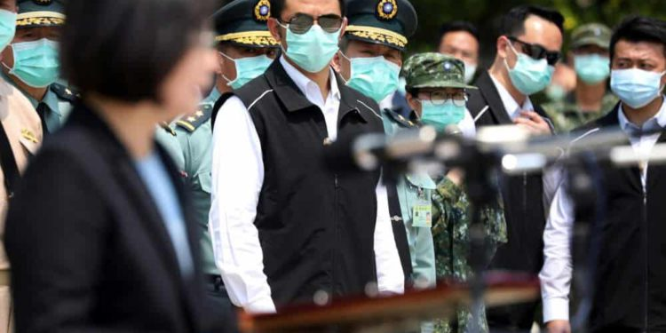 ¿El coronavirus podría comenzar una guerra entre Taiwán y China?