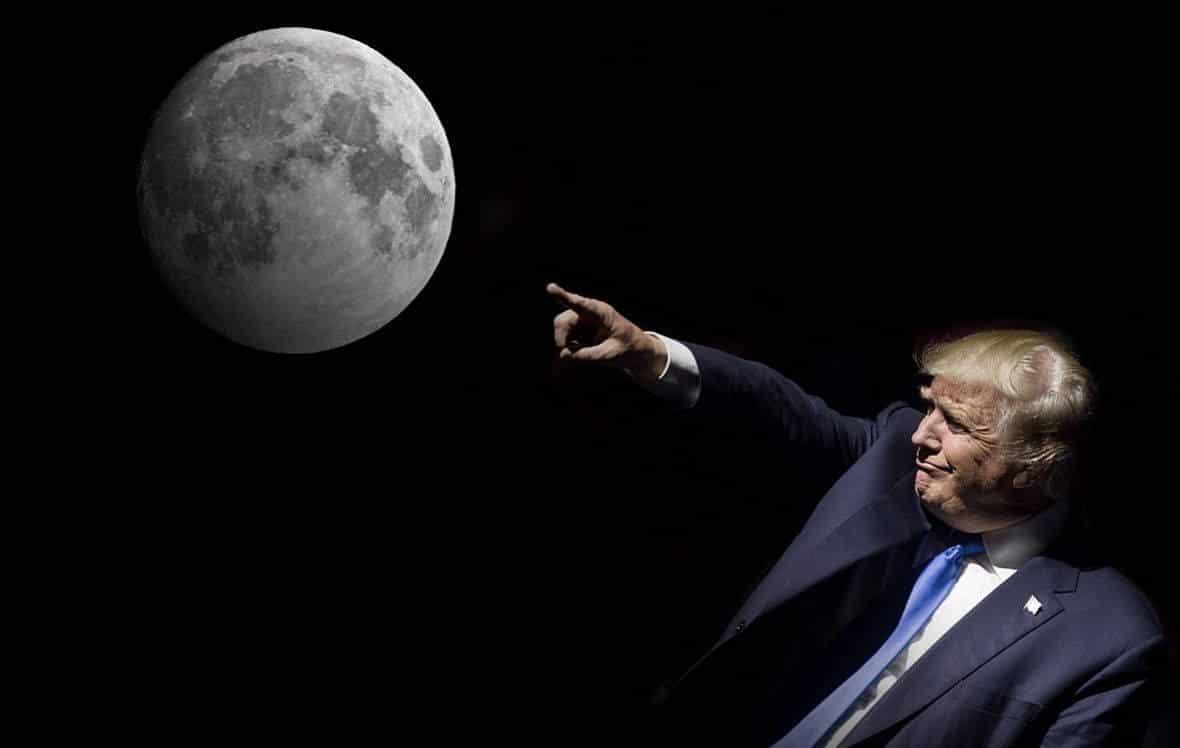 La minería lunar podría comenzar en 2025