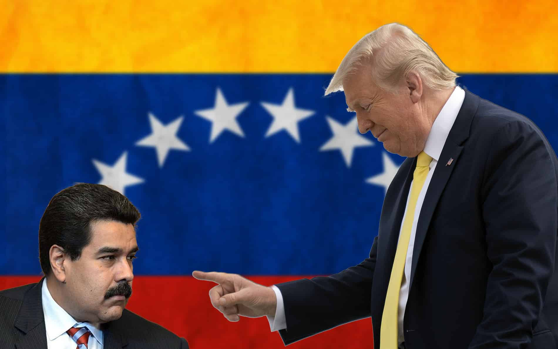 Trump dice que consideraría reunirse con Maduro de Venezuela