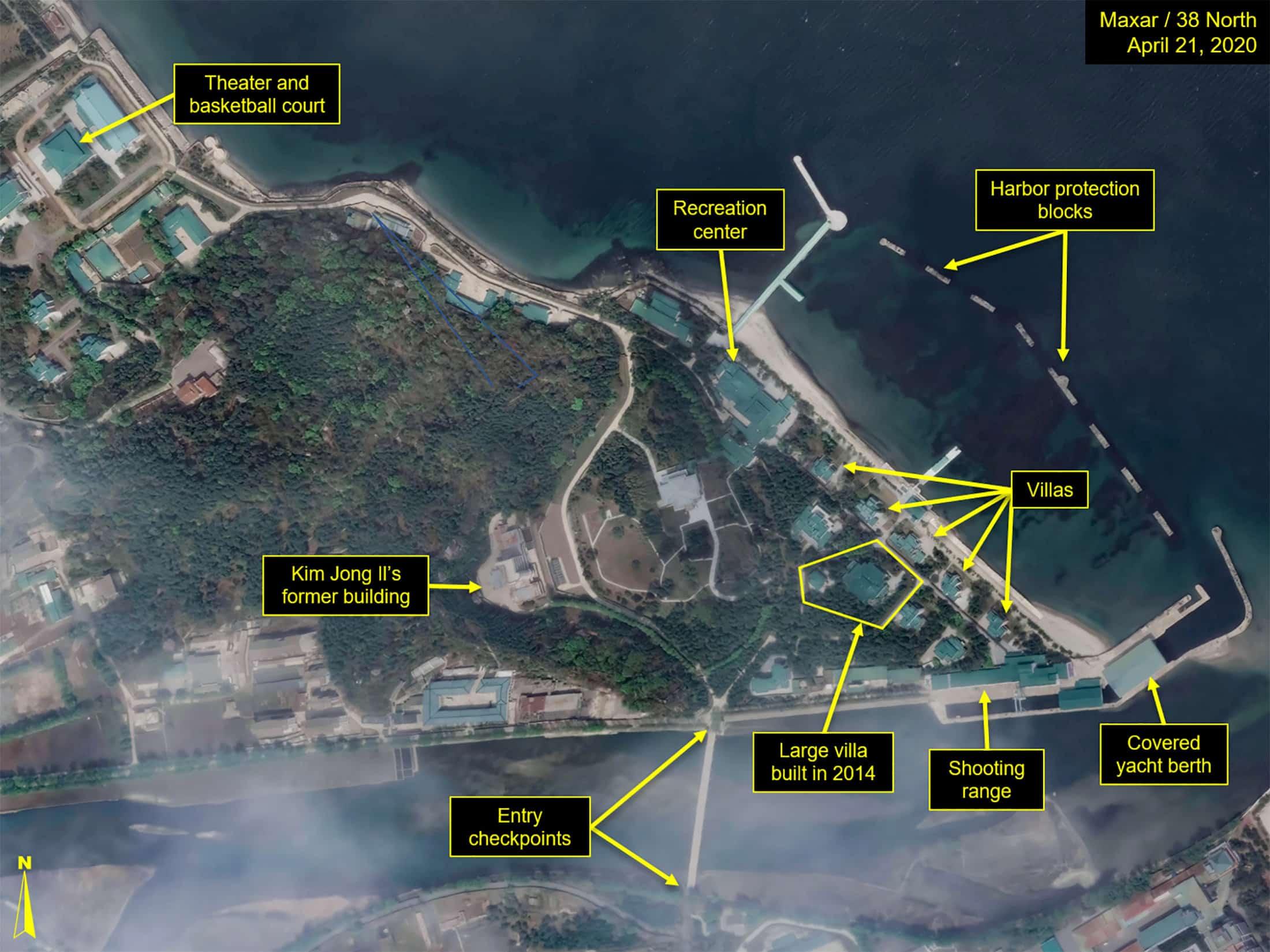 ¿Dónde está Kim de Corea del Norte? Veamos qué dicen los satélites