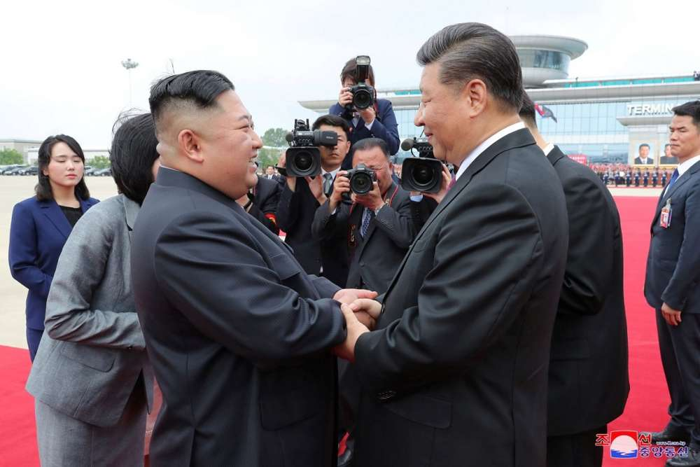 ¿Qué haría China si Kim Jong-Un muere?