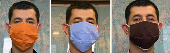 Presos de cárceles israelíes fabrican máscaras para combatir el coronavirus