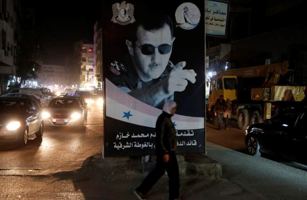 Régimen de Assad acusa a Israel de más de cinco ataques importantes este año