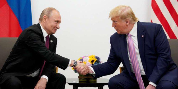 Putin: Rusia y EE.UU. deben acordar no inmiscuirse en las elecciones del otro