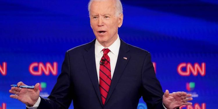 """Joe Biden: La """"anexión"""" israelí cortará cualquier esperanza de paz"""