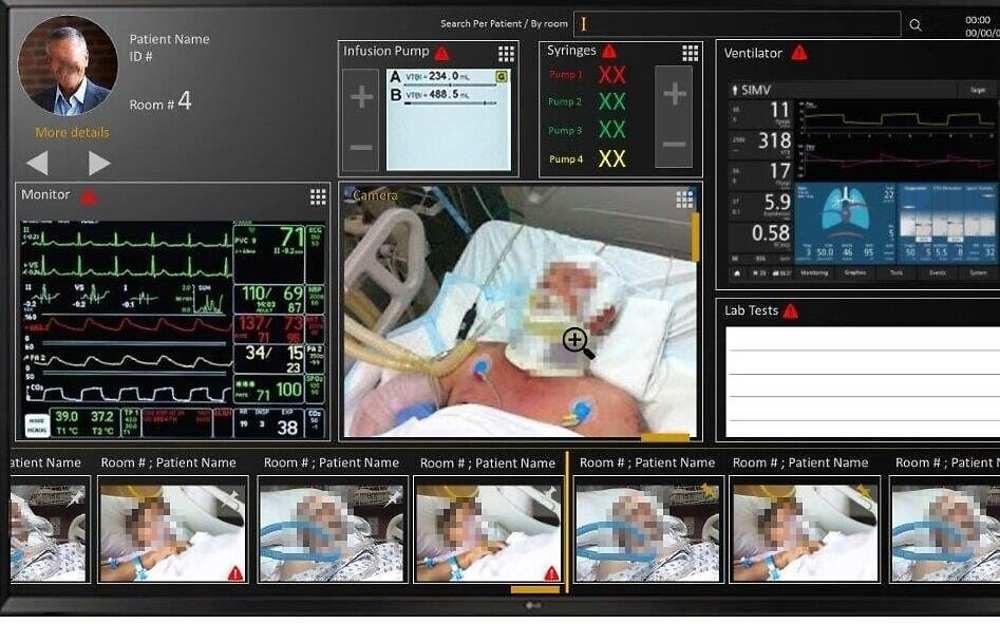 Microsoft, IAI, y el hospital Soroka desarrollan sistema de monitoreo de pacientes de COVID-19