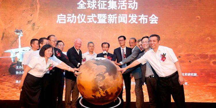 China planea lanzar su primera misión a Marte en julio