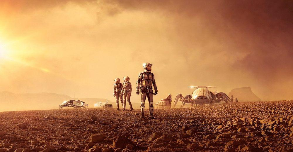 Colonizar Marte puede requerir que la humanidad modifique su ADN