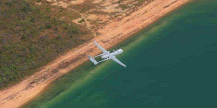 Grecia arrendará drones Heron de Israel para vigilancia marítima