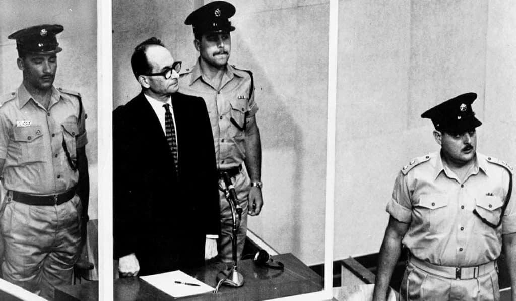 La unidad de policía israelí que elaboró el caso contra Adolf Eichmann y fue olvidada
