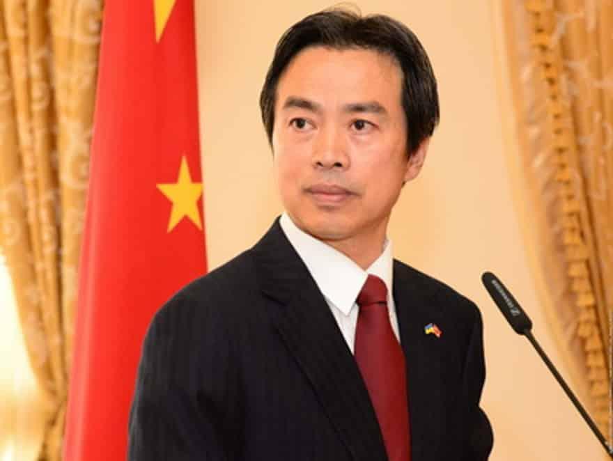 Embajador de China en Israel encontrado muerto en su casa de Hertzliya