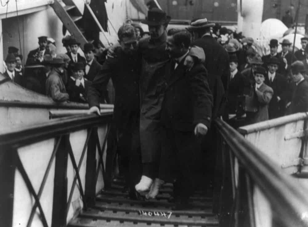 Juez de Virginia autoriza a exploradores el ingreso al Titanic para retirar el telégrafo Marconi