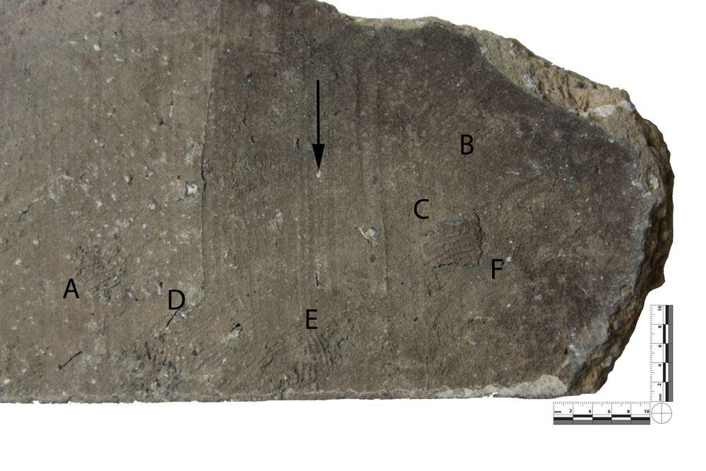 Cuencos hallados en la ciudad bíblica de Ghat fueron hechos por hombres