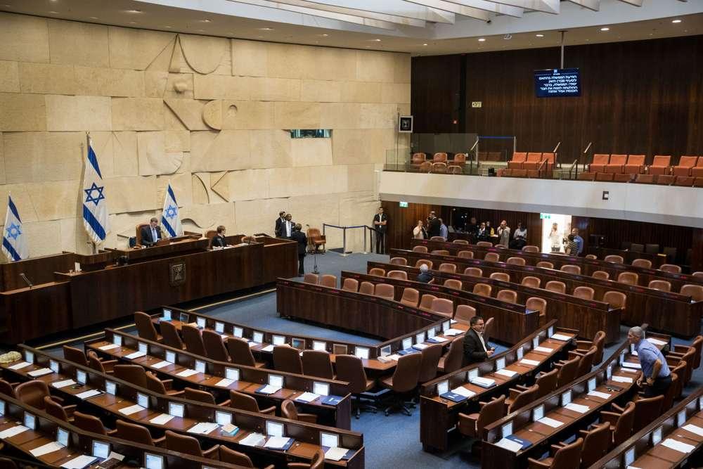 Knesset debate acuerdo entre Israel y Emiratos Árabes Unidos