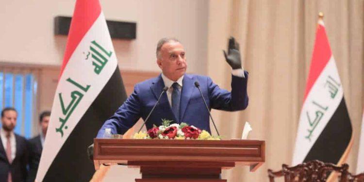 Nuevo primer ministro de Irak libera manifestantes arrestados en protestas contra el gobierno