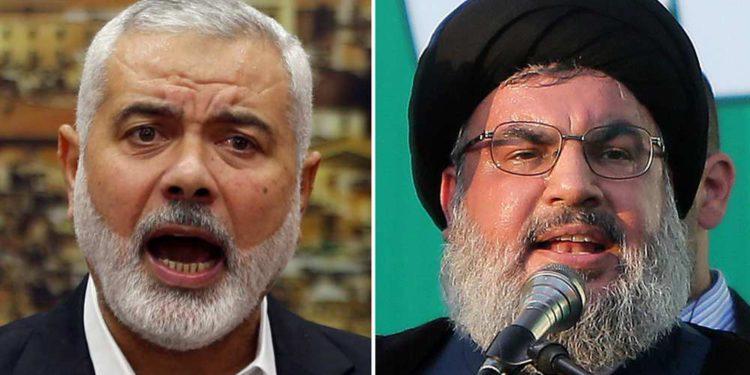 Haniyeh a Nasrallah: Hamas y Hezbolá deberían unirse contra el plan de soberanía israelí