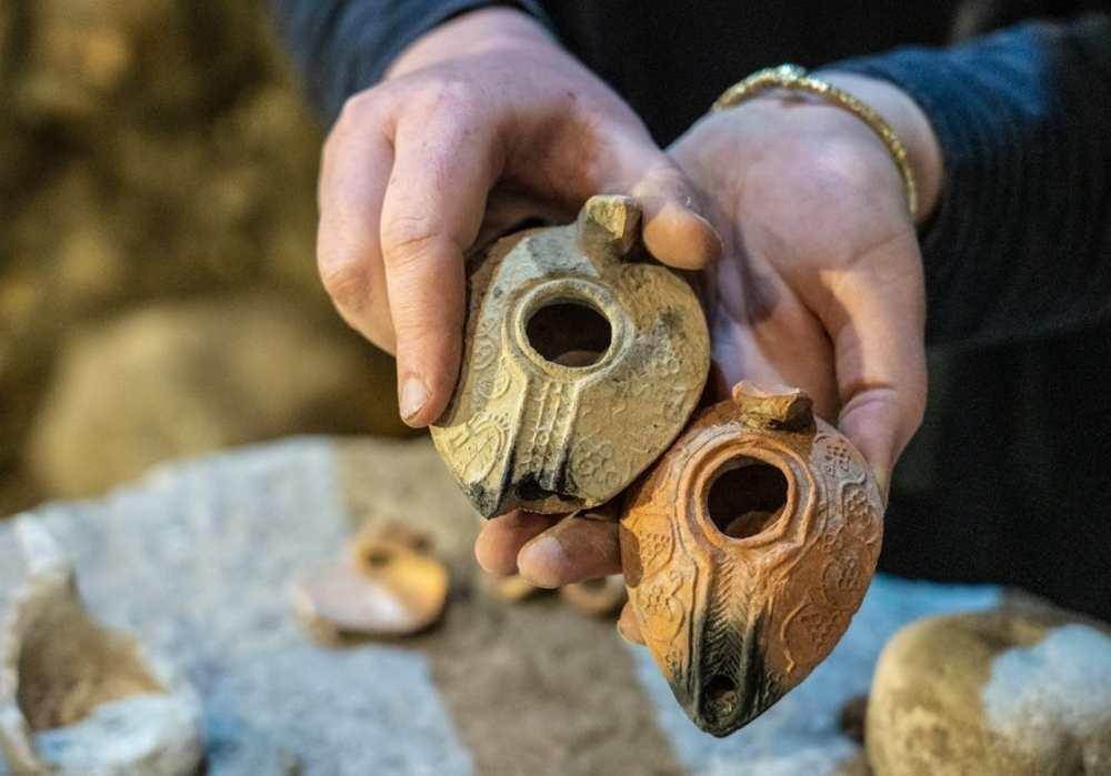 Arqueólogos israelíes descubren complejo de hace 2000 años junto al Muro Occidental
