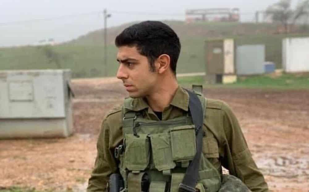 Tumba del soldado FDI Amit Ben Yigal fue saboteada