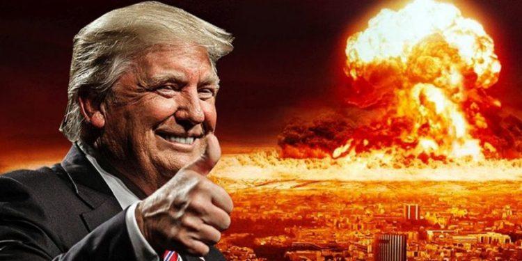 La administración Trump planea llevar a cabo un ensayo nuclear