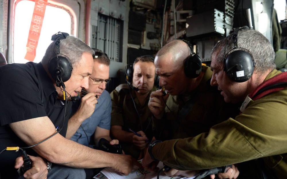 FDI revisará mapas de los territorios donde Israel planea aplicar su soberanía