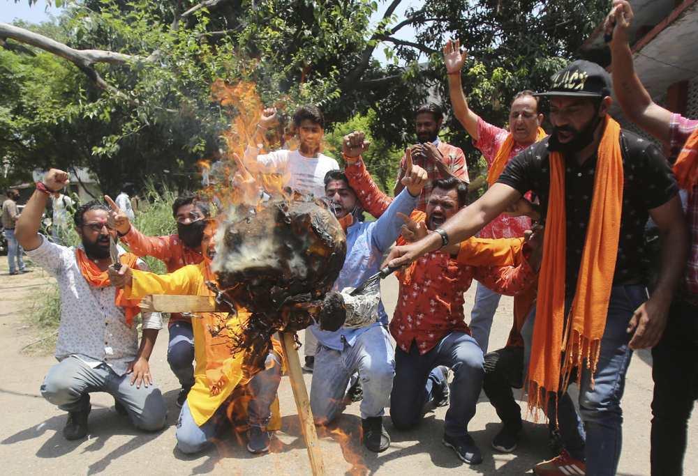 Enfrentamientos fronterizos entre China e India dejan al menos 20 muertos