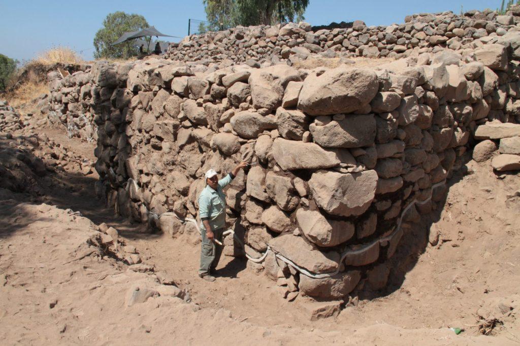 La torre fuerte en la puerta de Betsaida 1