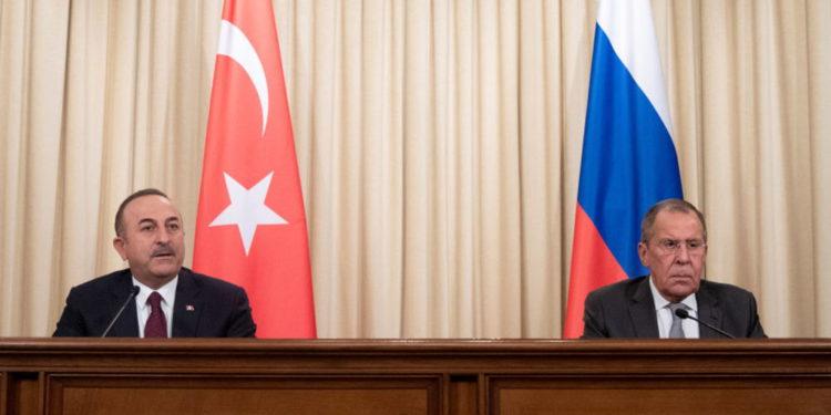 Ministros de Turquía y Rusia se reunirán para discutir sobre Libia y Siria