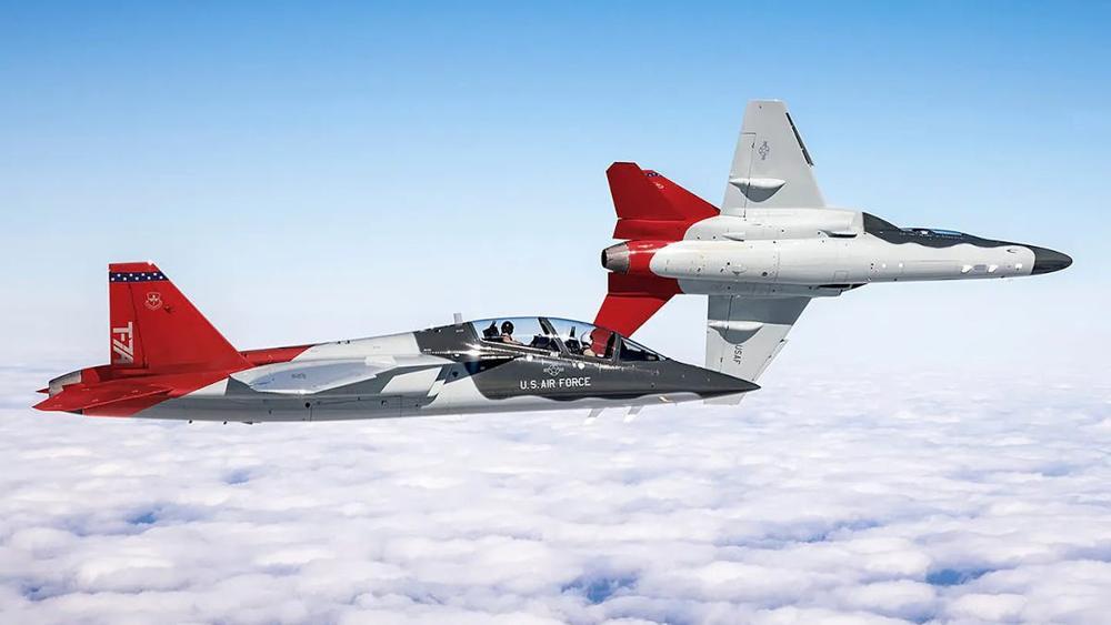 Cazas F-22 Raptor incrementan su poder de ataque bajo el nuevo plan de la USAF