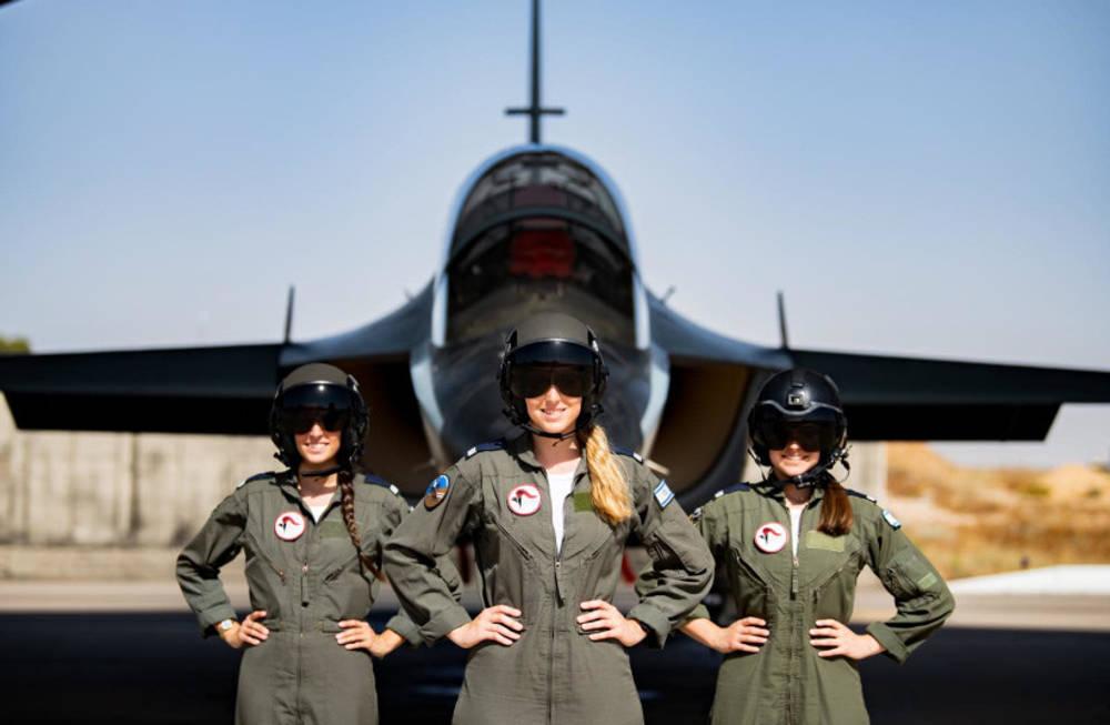 Primera mujer piloto F-35