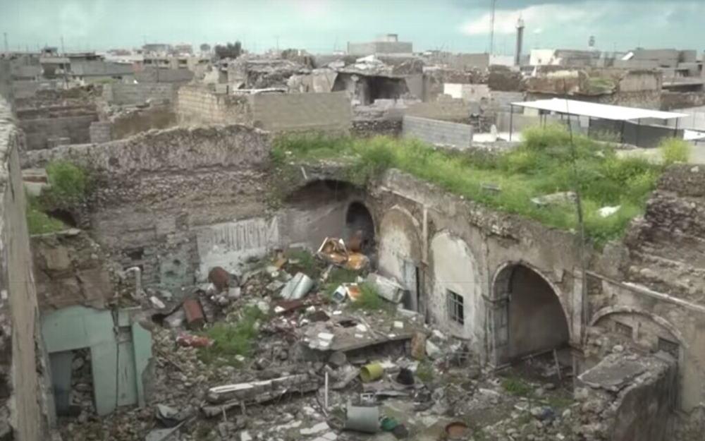 Patrimonio judío en Irak se encuentra en ruinas y sin posibilidad de reparación