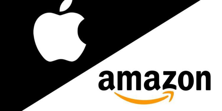 Apple y Amazon valen más que todas las acciones de Corea del Sur juntas