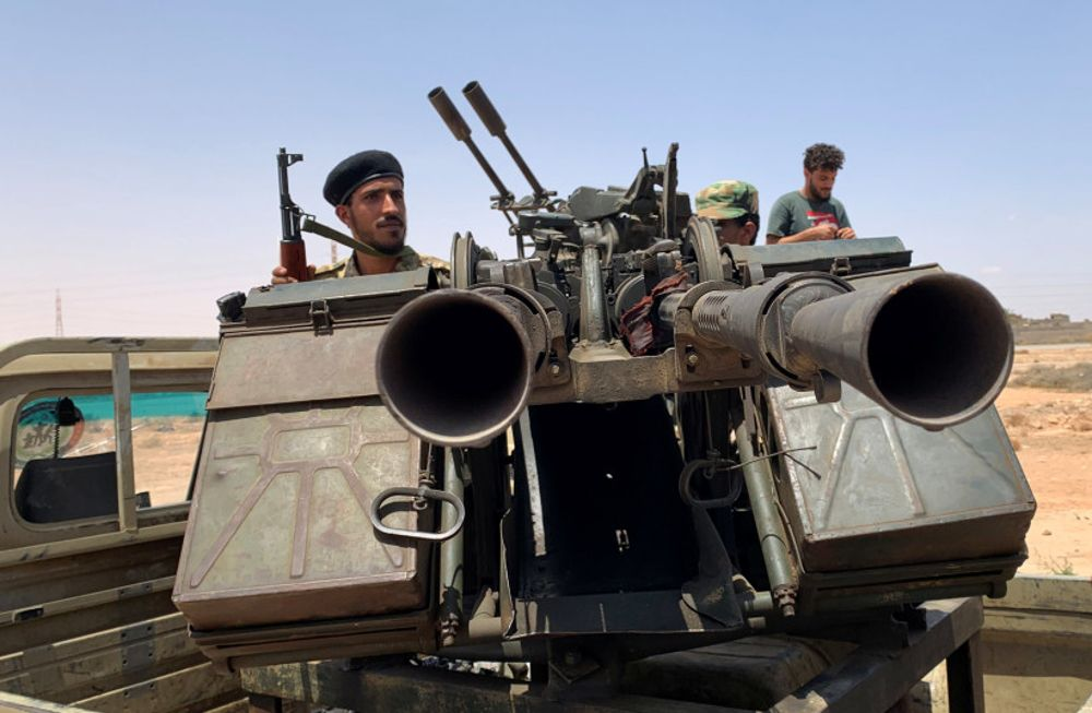 El Comando de África de EE.UU. espera un papel más importante en Libia