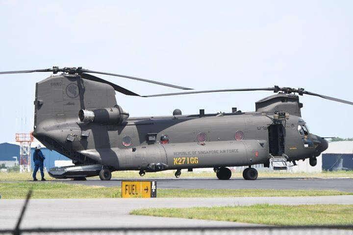CH 47F Chinook 2