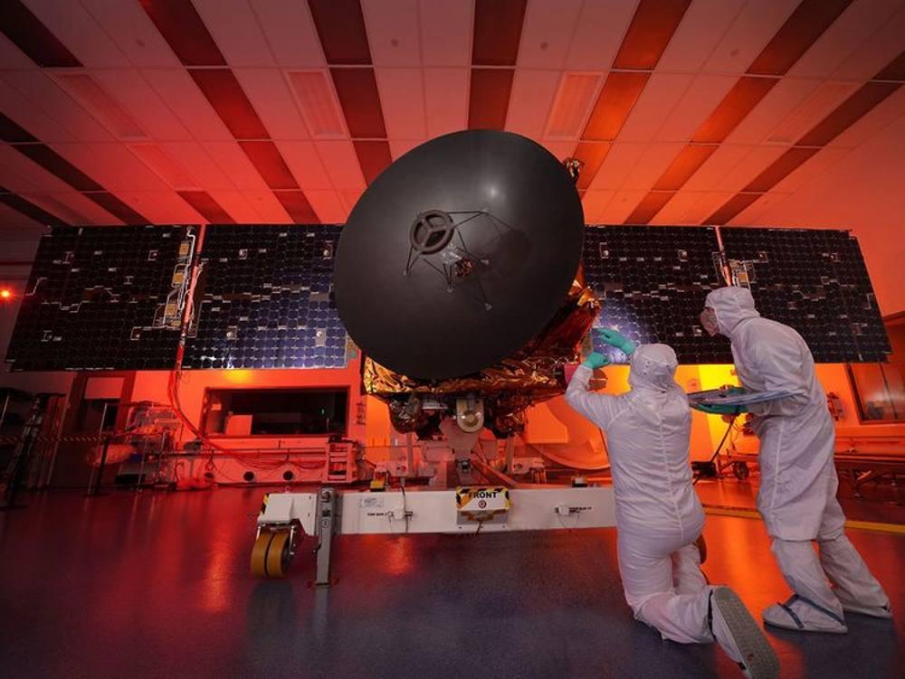 La misión de Emiratos Árabes Unidos a Marte puede transformar el ...