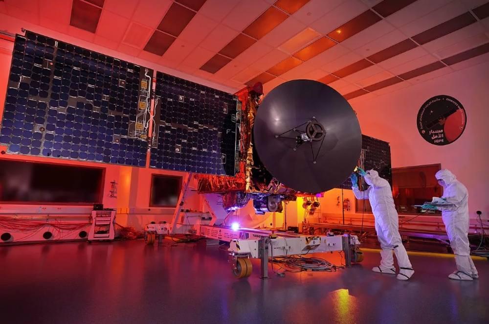 La misión de Emiratos Árabes Unidos a Marte puede transformar el mundo árabe