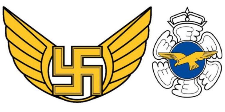 Fuerza Aérea de Finlandia elimina esvástica de su logotipo después de más de un siglo
