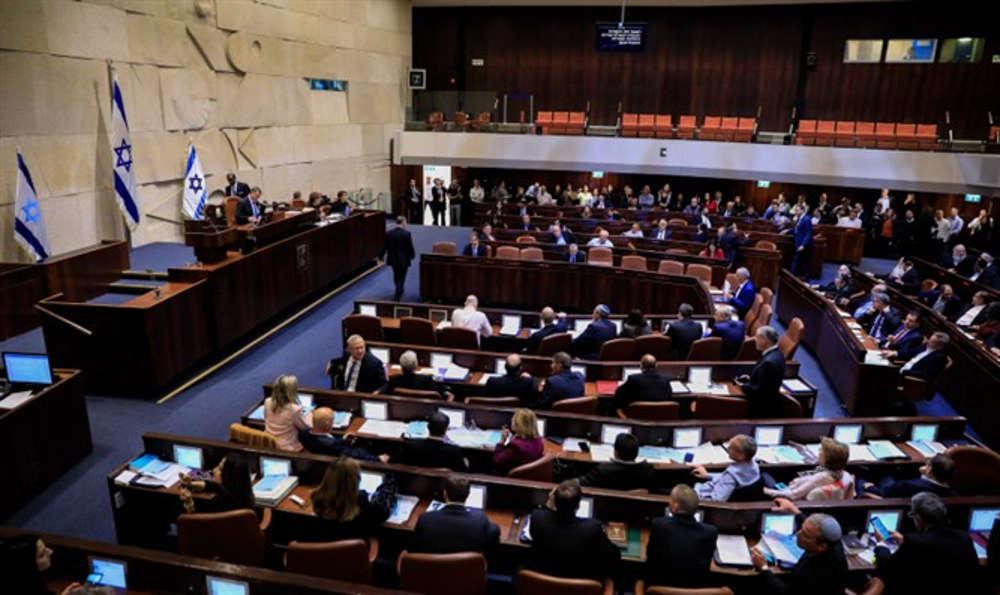 La Knesset votará hoy importante proyecto de ley sobre el coronavirus