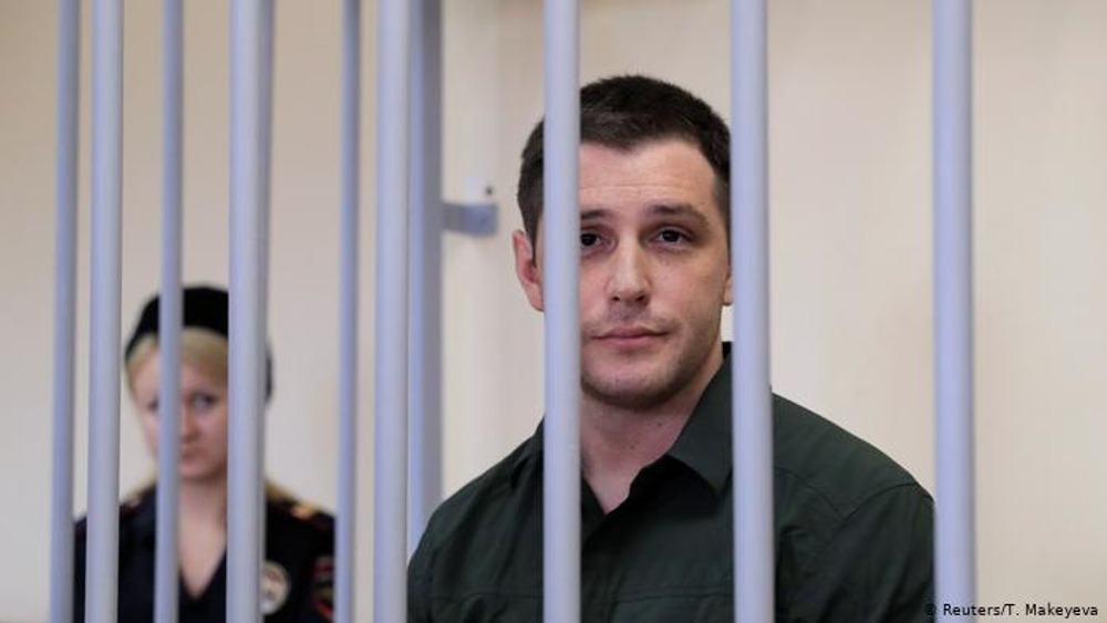 Rusia condena a ex marine estadounidense a nueve años de cárcel por agredir a policías
