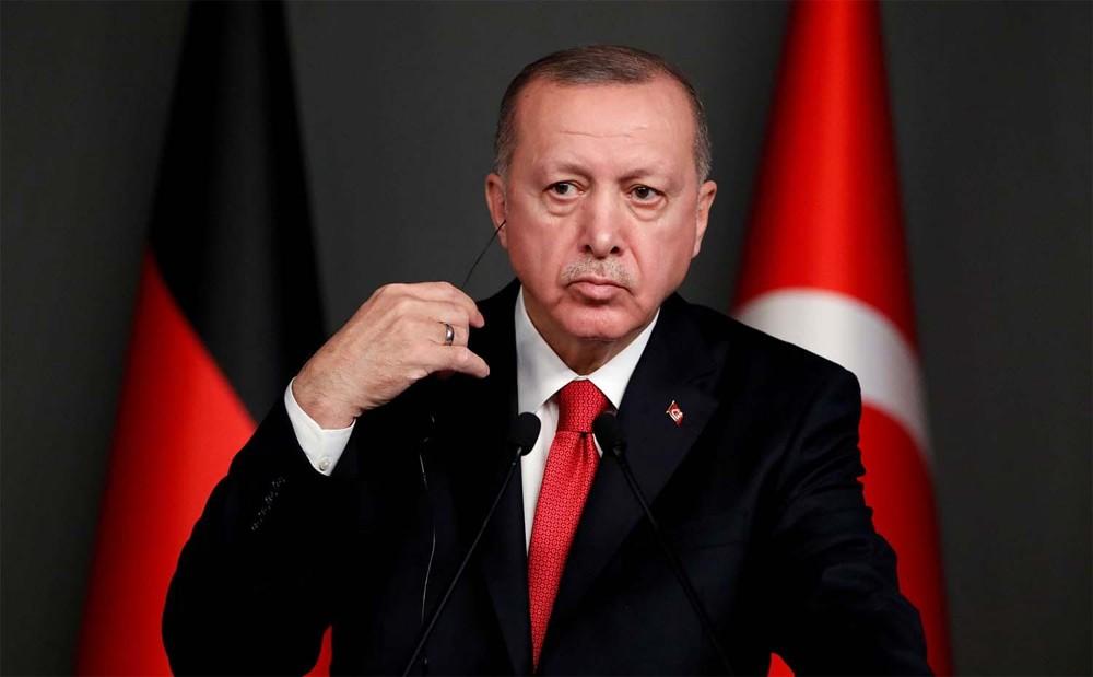 Erdogan dice que Turquía quiere mejorar relaciones con Israel