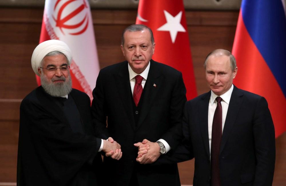 Turquía, Irán y Rusia se benefician del conflicto de Azerbaiyán y Armenia
