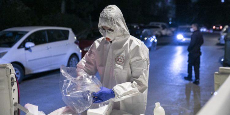 Tecnología israelí que detectará infecciones de COVID-19 en 30 segundos inicia pruebas