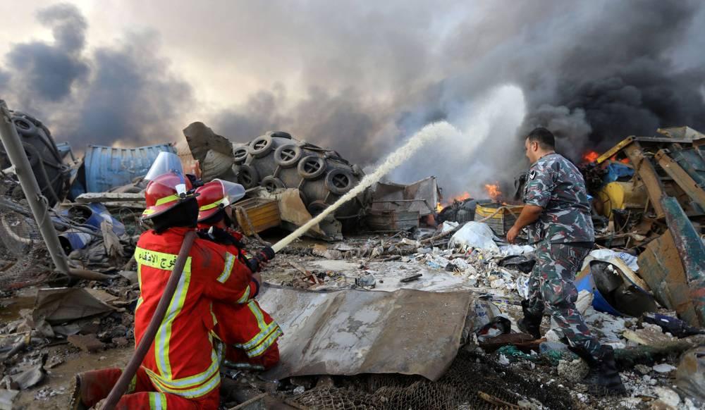 Israel ofrece ayuda humanitaria a Líbano tras la explosión en Beirut