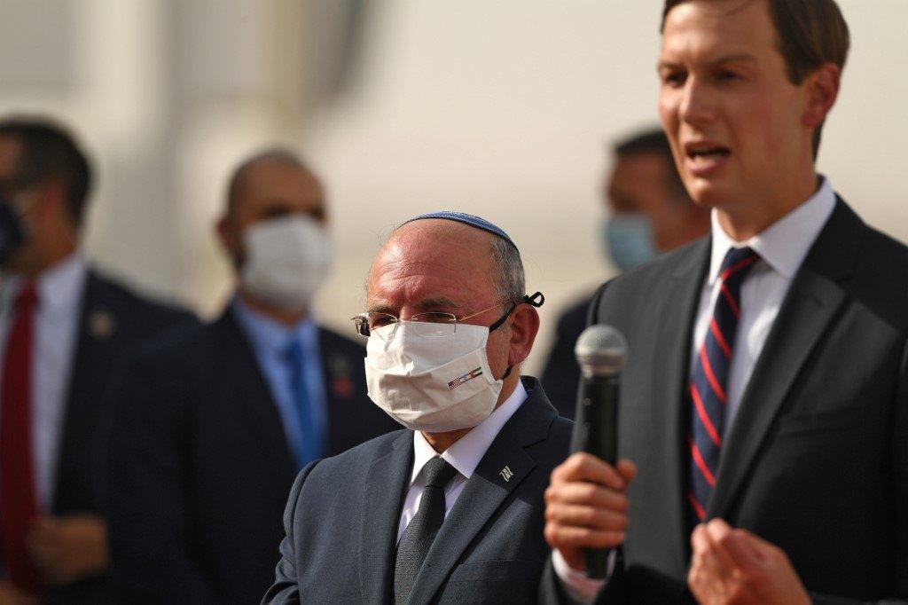 Kushner insta a otros países en la región a establecer vínculos formales con Israel