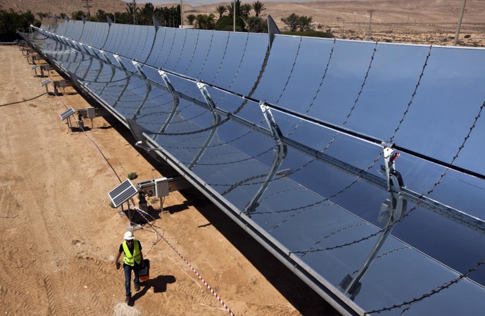 Israel evalúa un acuerdo con Jordania sobre energía solar – Informe