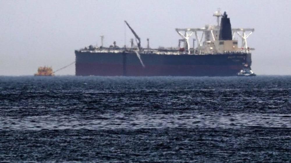 Irán limpia el derrame de petróleo en la región norte del Golfo