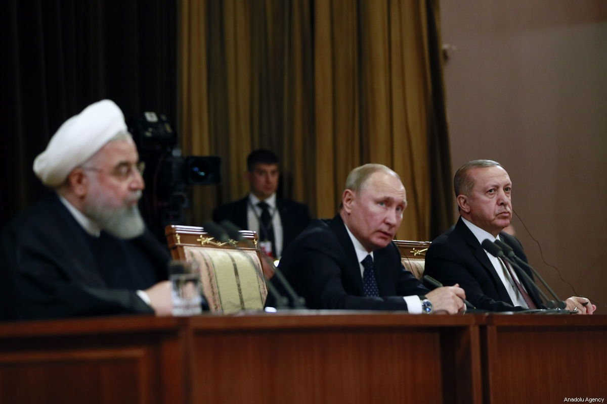 Denuncian a EE.UU. por bloquear una patrulla rusa en Siria