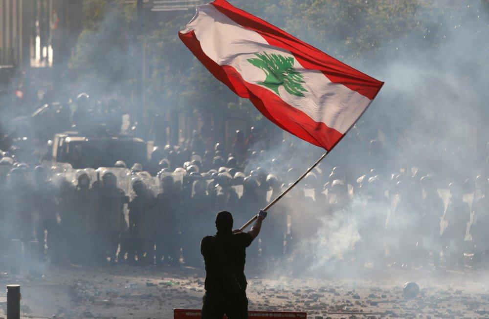 Turquía e Irán están preocupados por las protestas en Líbano